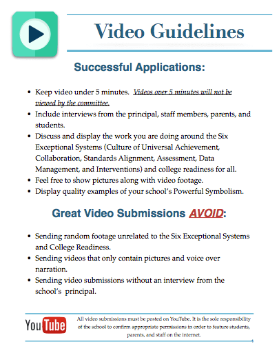 video-guidelines